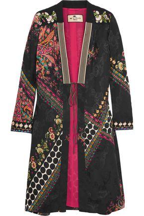 ETRO Printed jacquard jacket