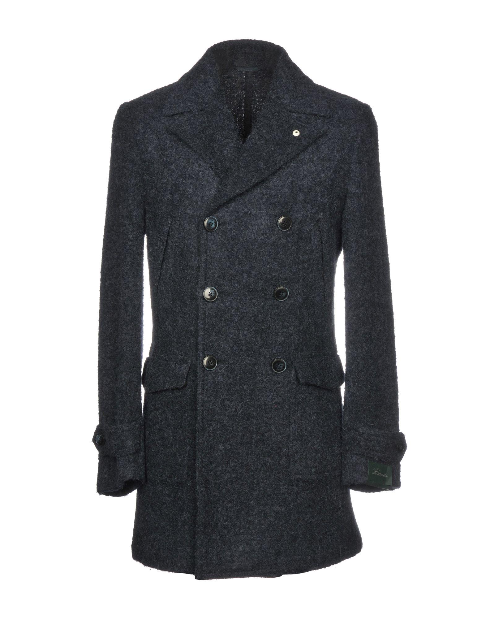 BRANDO Пальто brando повседневные брюки