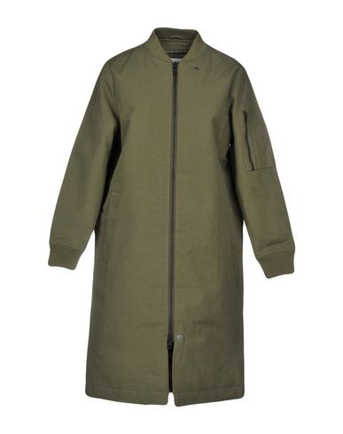 Фото - Женское пальто или плащ SELFHOOD цвет зеленый-милитари