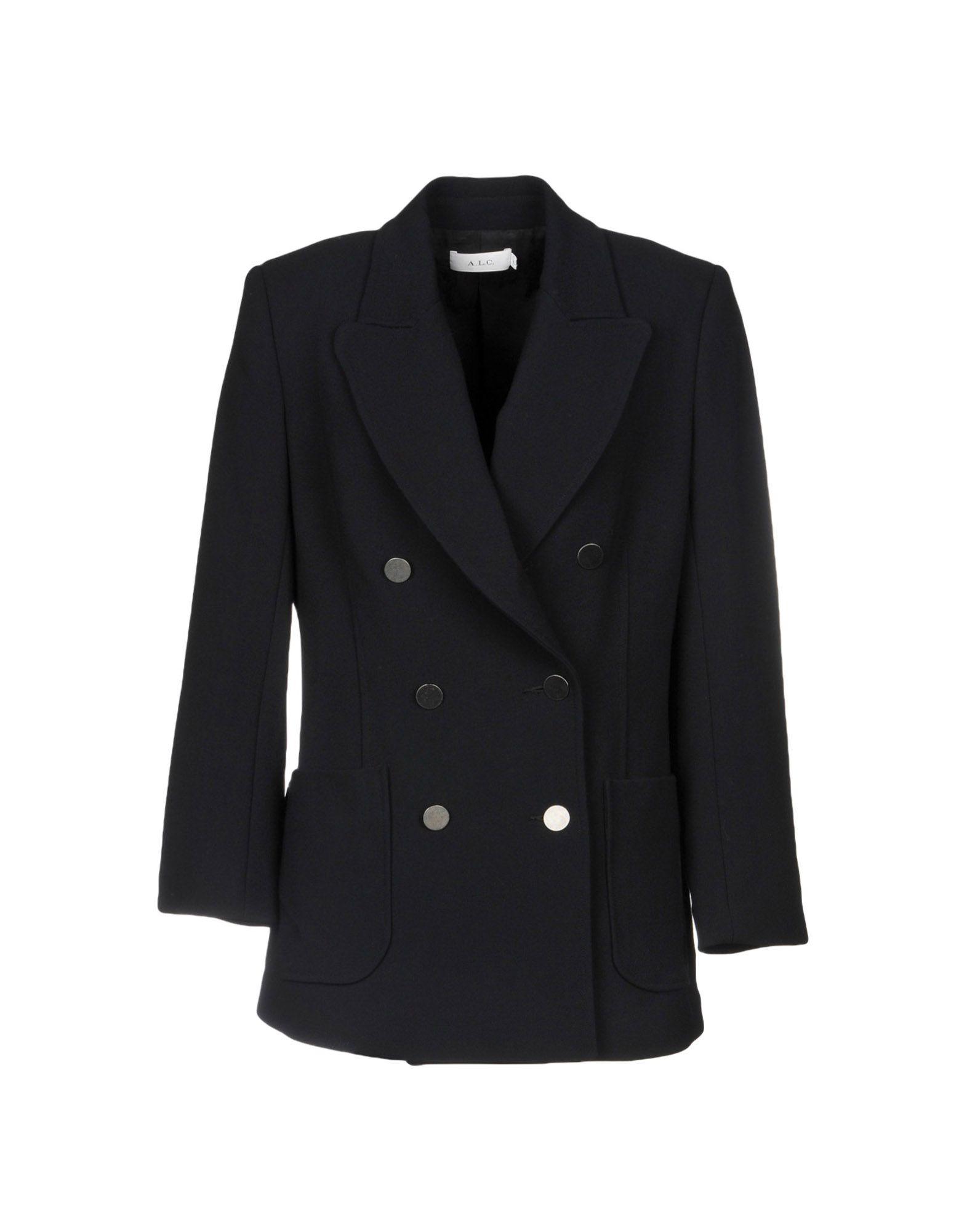 A.L.C. | A.L.C. Overcoats | Goxip