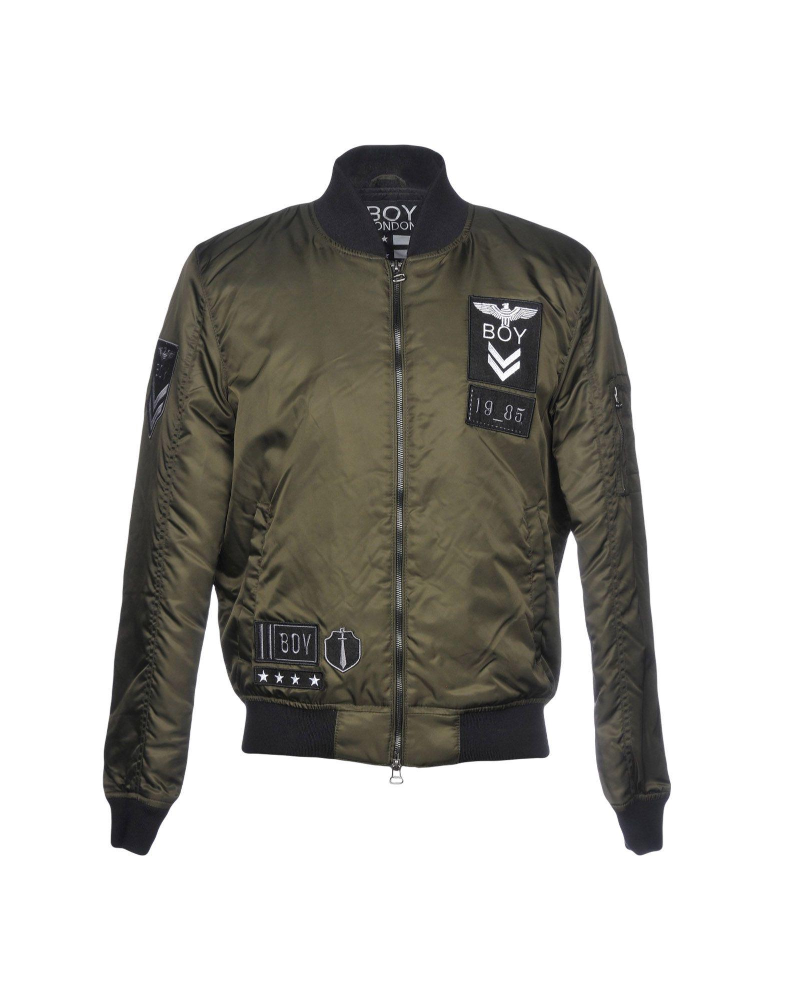 BOY LONDON Куртка tabon ǀ boy куртка