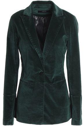 J BRAND Velvet blazer