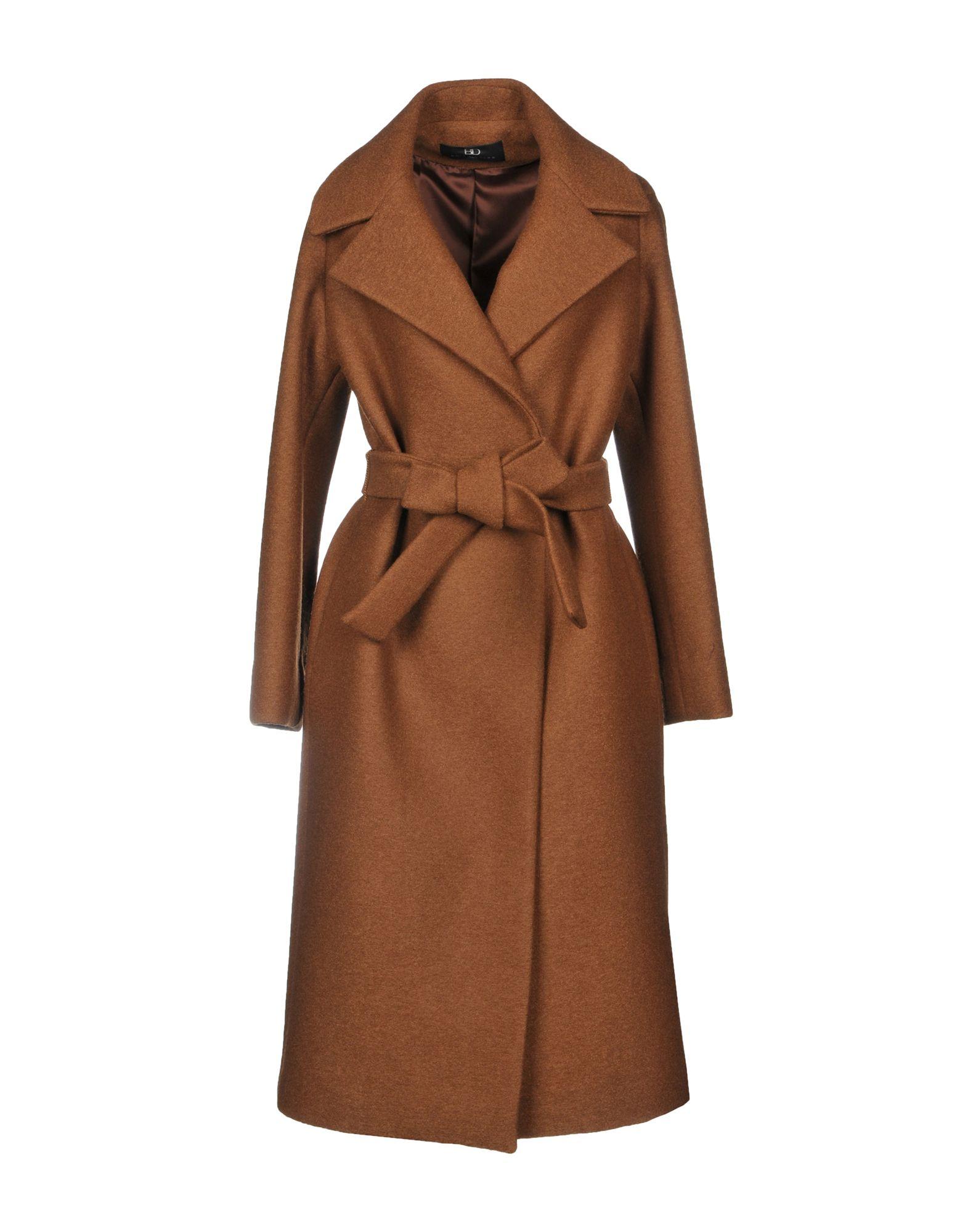 BRIAN DALES Coat in Brown