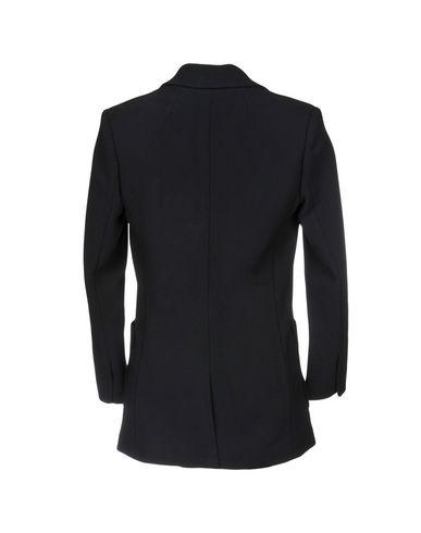 Фото 2 - Женский пиджак A.L.C. темно-синего цвета