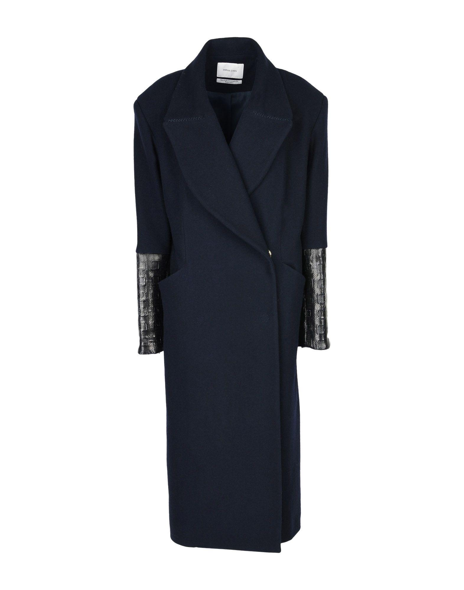 TEATUM JONES Пальто цена