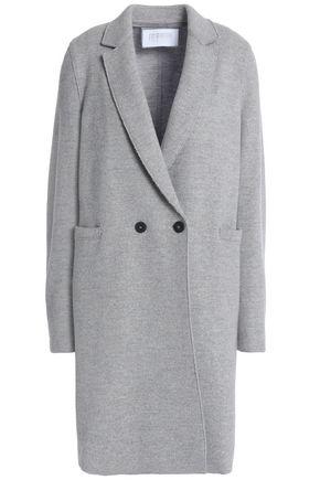 HARRIS WHARF LONDON Wool-bouclé coat