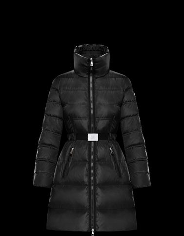 MONCLER ACCENTEUR - Long outerwear - women