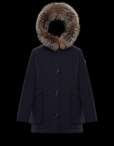 Moncler View all Outerwear Woman: COURVITE