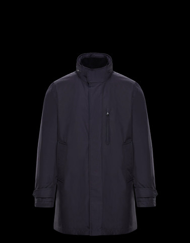 DAUMERAY Dark blue View all Outerwear Man
