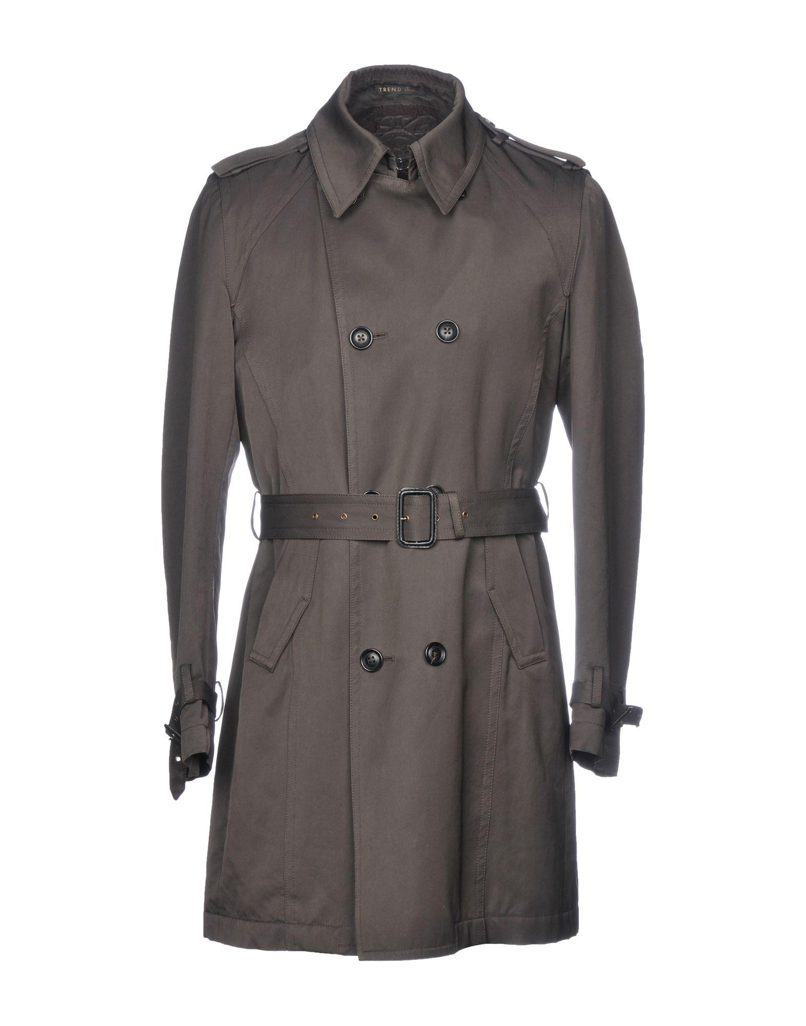где купить TREND CORNELIANI Легкое пальто по лучшей цене