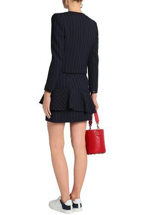 CLAUDIE PIERLOT Striped twill jacket