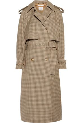 STELLA McCARTNEY Double-breasted wool coat
