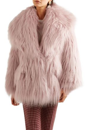 MIU MIU Faux fur jacket