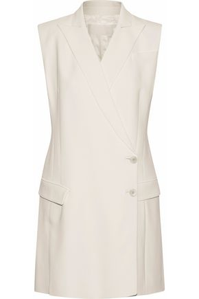 ANTONIO BERARDI Double-breasted cady gilet
