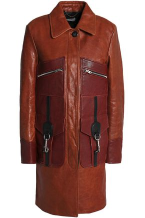 COACH Leather coat
