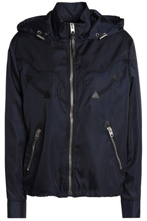 COACH Shell hooded jacket