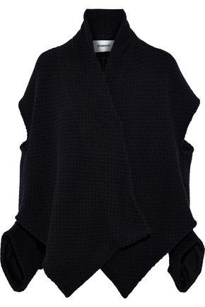 CHALAYAN Cutout wool-blend jacket