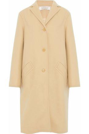 NINA RICCI Brushed wool-blend coat