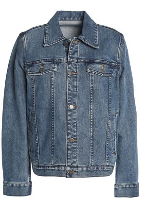 WOMAN BRANDY DENIM JACKET MID DENIM