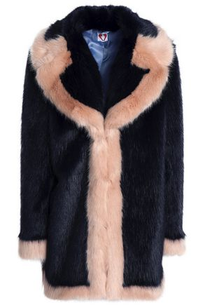 SHRIMPS Muriel faux fur coat