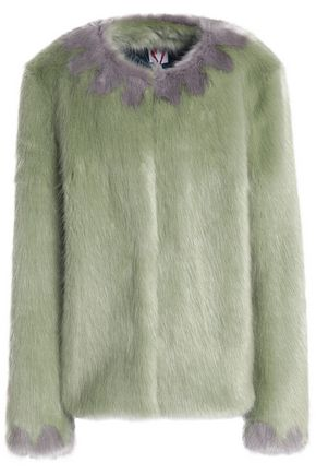 SHRIMPS Polly faux fur coat