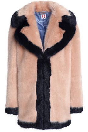 SHRIMPS Muriel faux fur coat