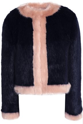 SHRIMPS Neil faux fur coat