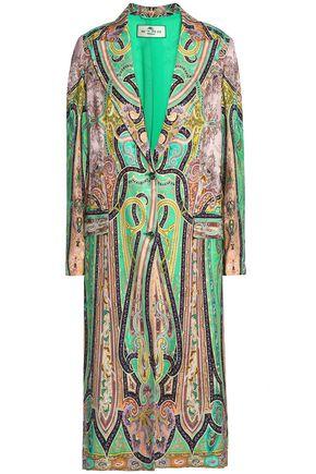 ETRO Satin-jacquard jacket