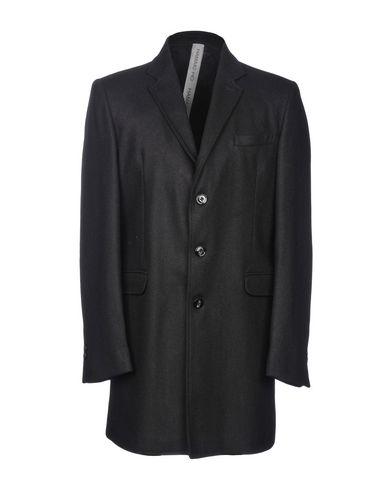 Фото - Мужское пальто или плащ HAMAKI-HO черного цвета