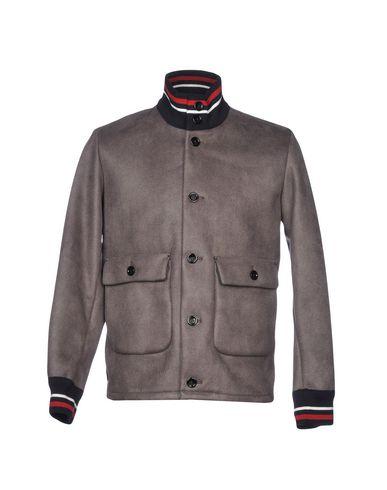 Фото - Мужскую куртку PICKOUT серого цвета