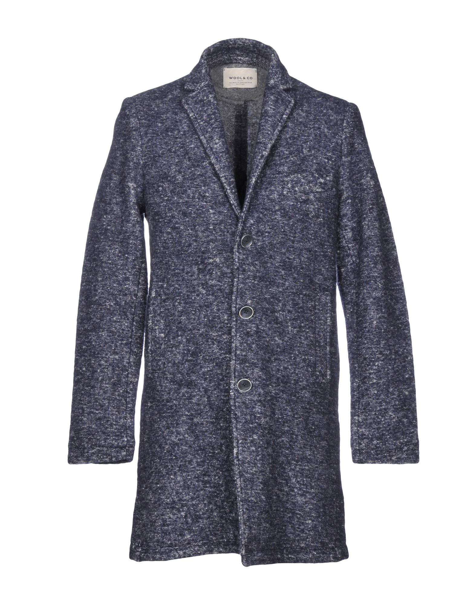 WOOL & CO Легкое пальто guess легкое пальто