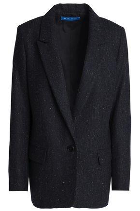 M.I.H JEANS Harrison Donegal wool blazer