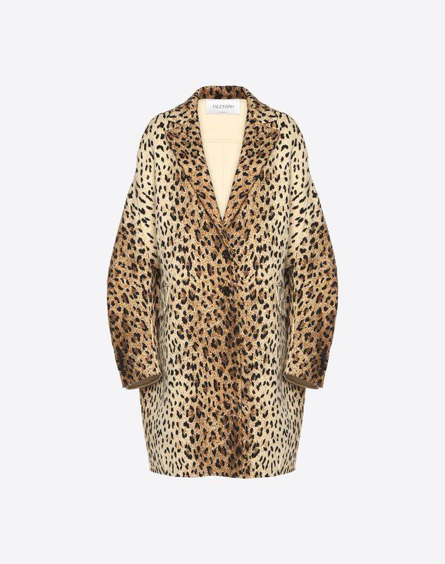 Manteau Wild Leopard