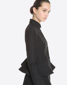 Couture 绉绸夹克