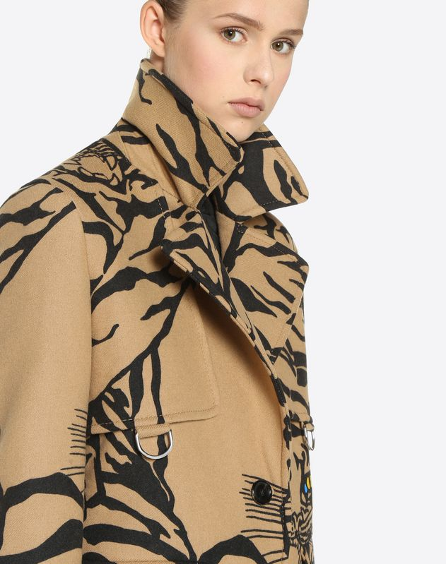 Tiger Re-edition coat