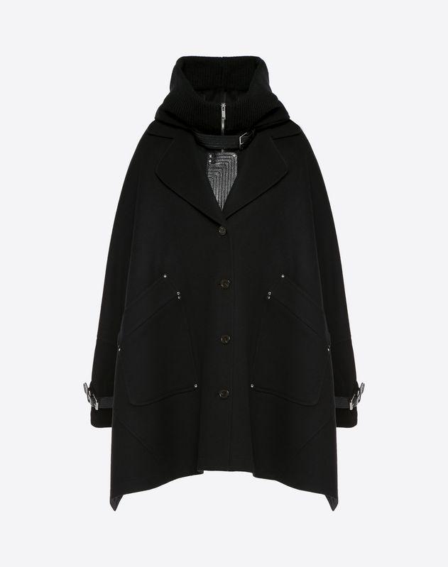 Compact Drap cape