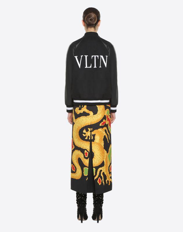 VLTN Varsity Jacket