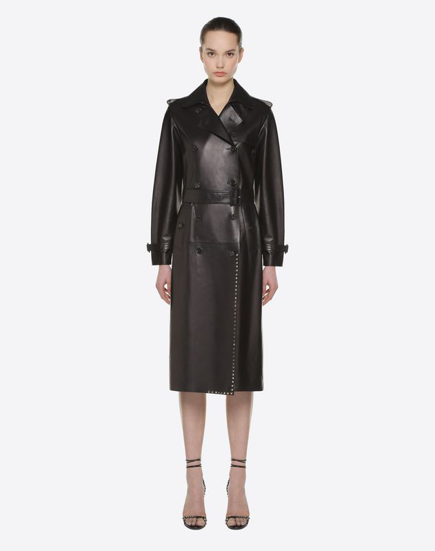 Trenchcoat Rockstud Untitled