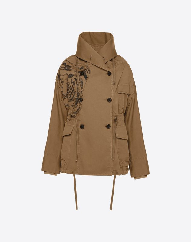 Tiger Re-edition peacoat
