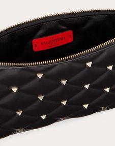 Candystud Nappa Pouch