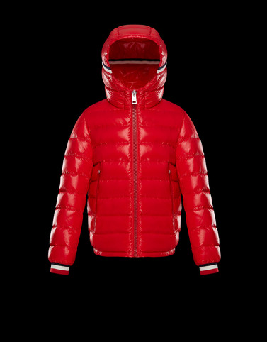 ALBERIC Red Category Outerwear Man