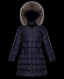 MONCLER ABELLE - Long outerwear - women