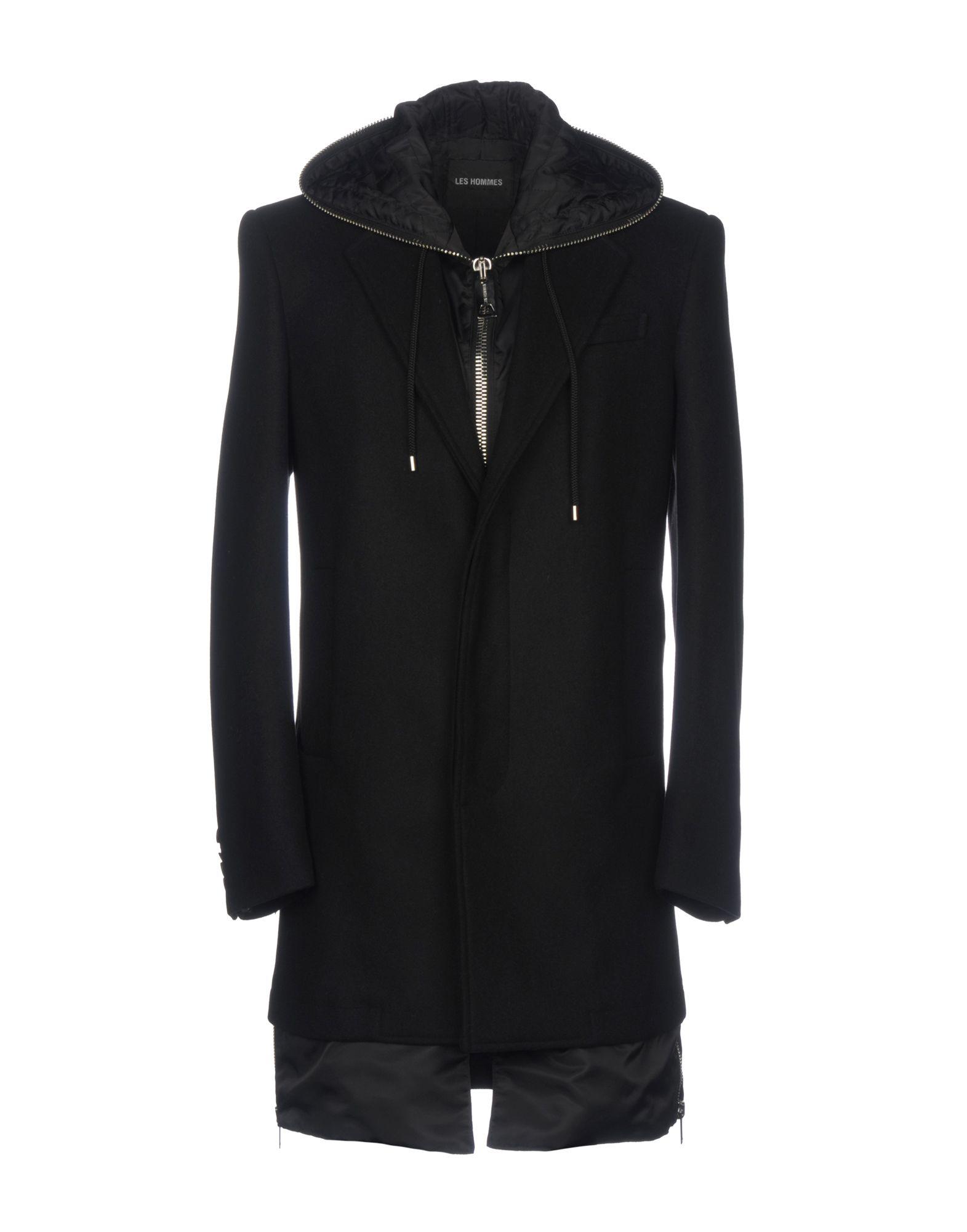 все цены на LES HOMMES Пальто онлайн