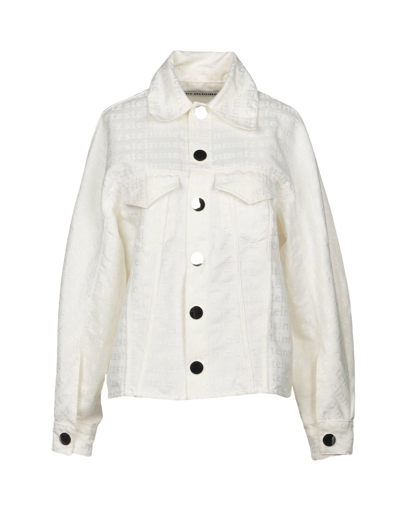 FAUSTINE STEINMETZ Jacket in White