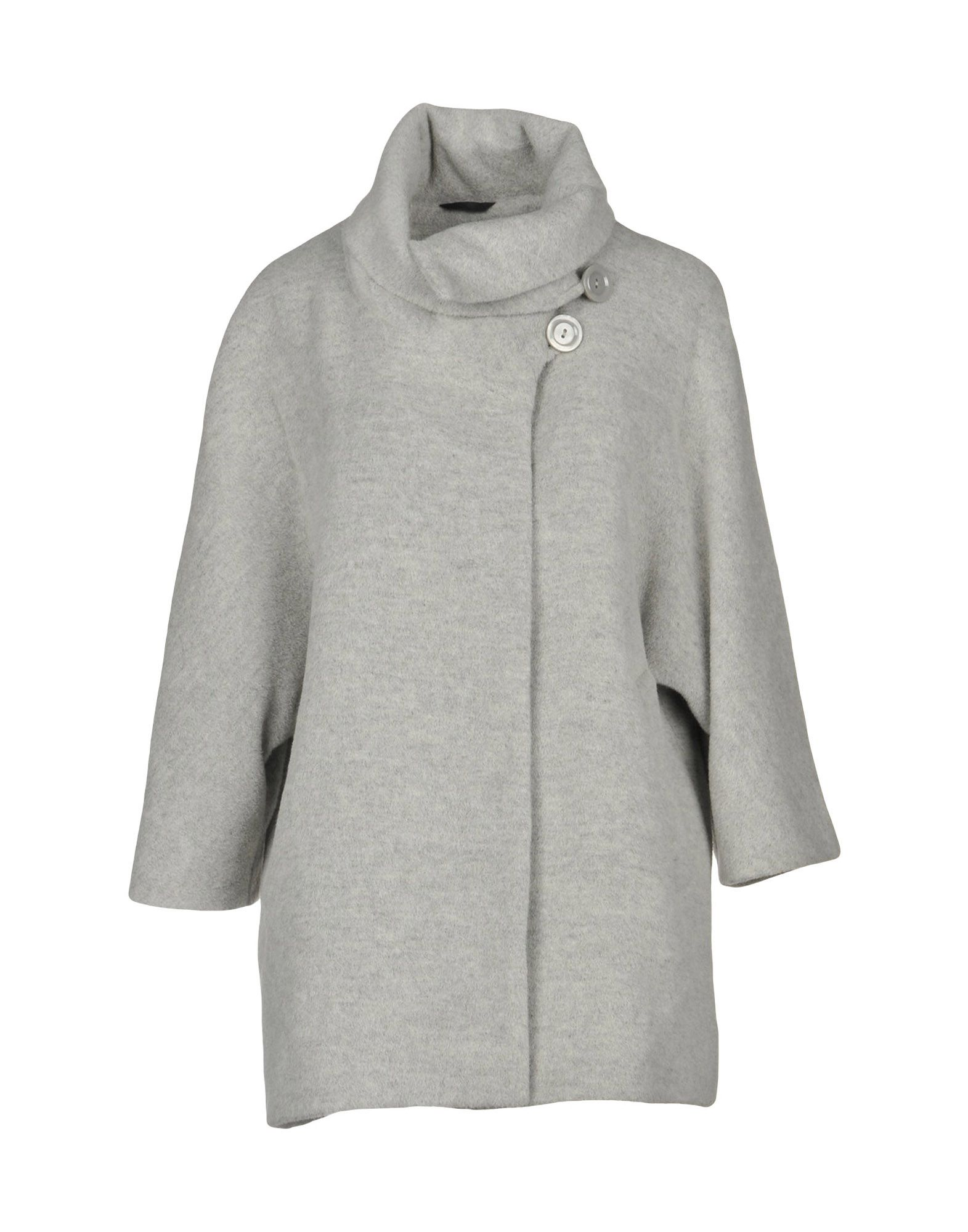 CINZIA ROCCA Coat in Light Grey