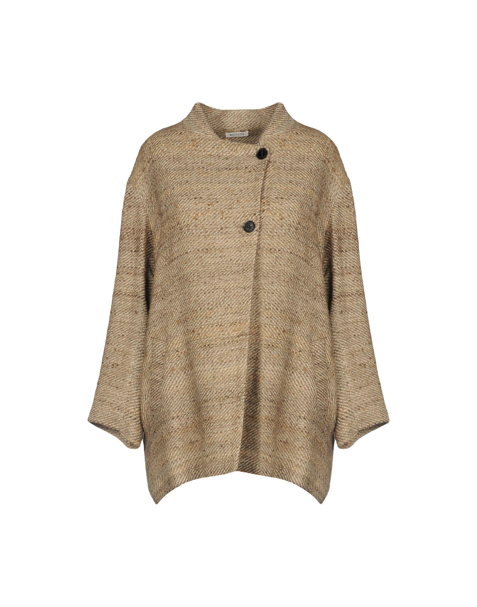 MASSCOB Пальто цена 2017