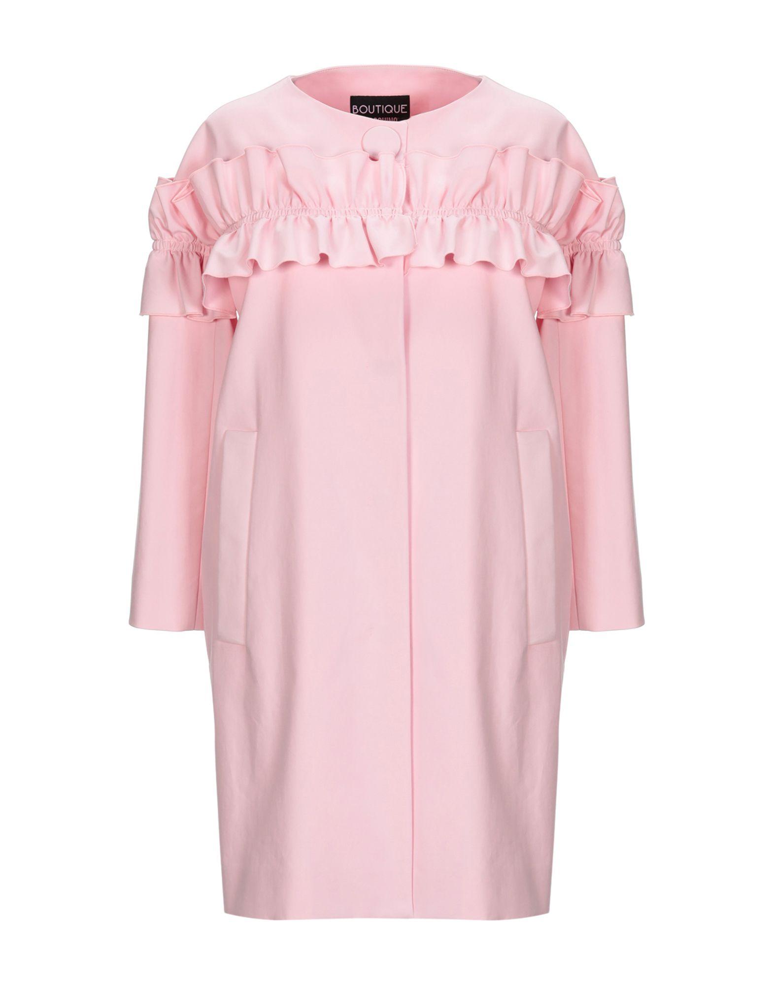 BOUTIQUE MOSCHINO Легкое пальто masnada легкое пальто