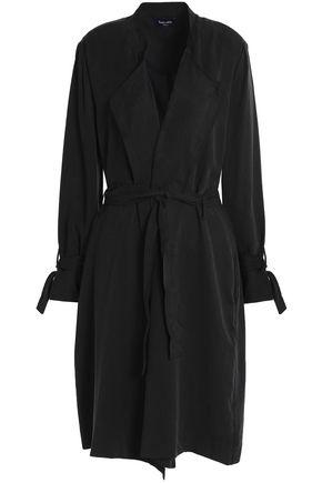 SPLENDID Belted gabardine coat
