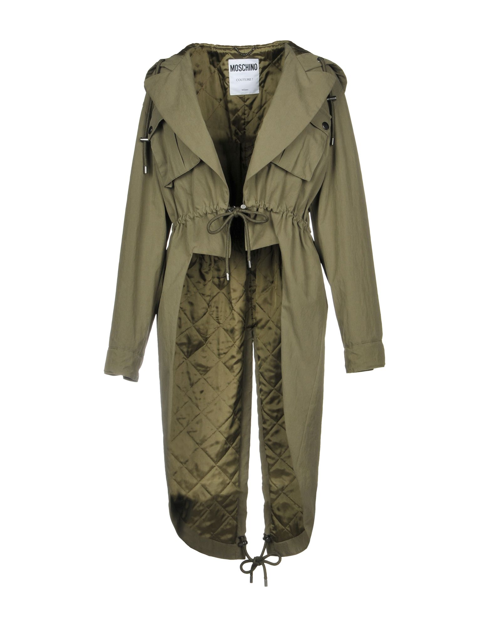 MOSCHINO Легкое пальто moschino couture легкое пальто