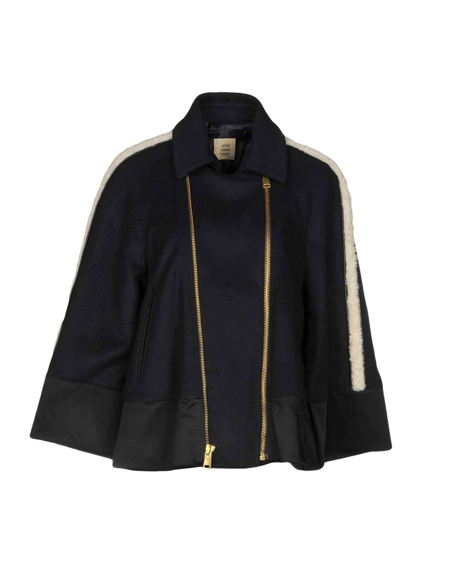 COAST WEBER & AHAUS Пальто